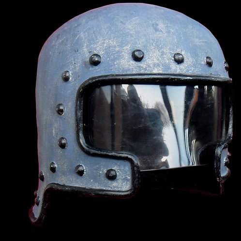 Doctor Who: The Space Pirates (1969) Caven 'Dudley Foster' Original Helmet