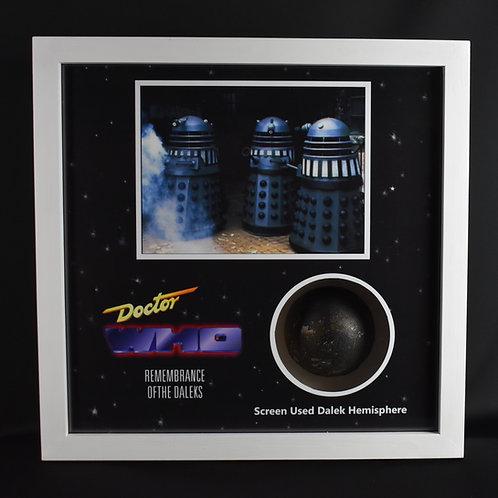 Doctor Who: Remembrance of the Daleks (TV Series,1988) Dalek Hemisphere