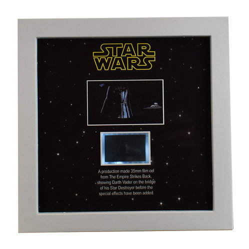 Star Wars: The Empire Strikes Back (1980) Production Made 35mm Editing Film Cel
