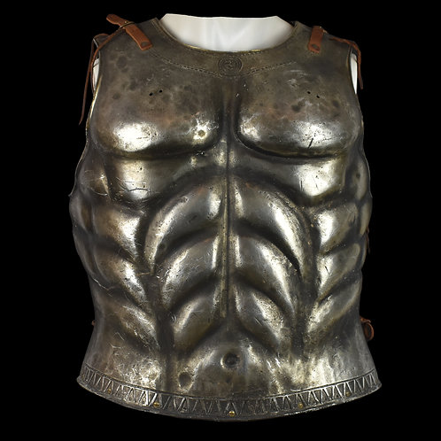 Clash Of The Titans (2010) Production Used Argos Soldier's Body Armour