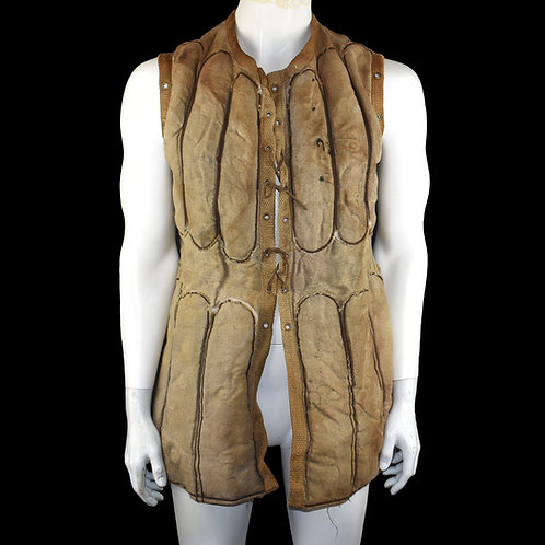 Doctor Who: State of Decay (1980) Production Used (Guy Fithen) Guard Tunic