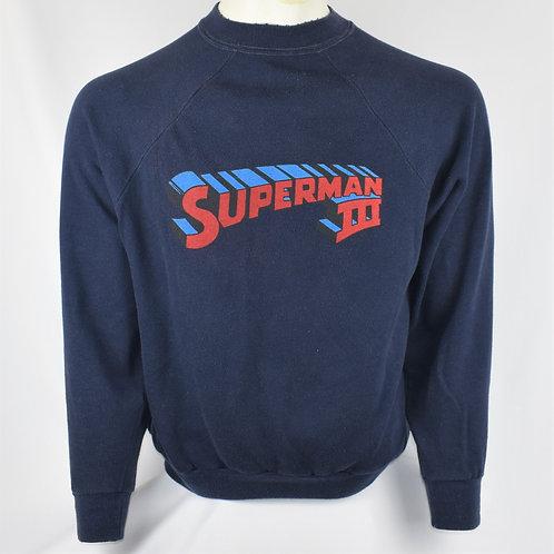 Superman III (1983) Production 'Flying Unit' Crew Jumper