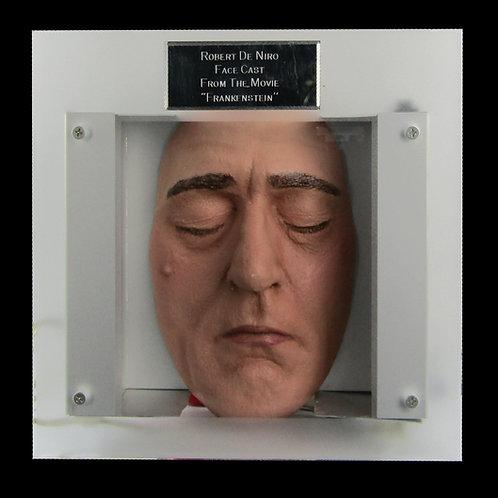 Mary Shelley's Frankenstein (1994) Robert De Niro Face Cast