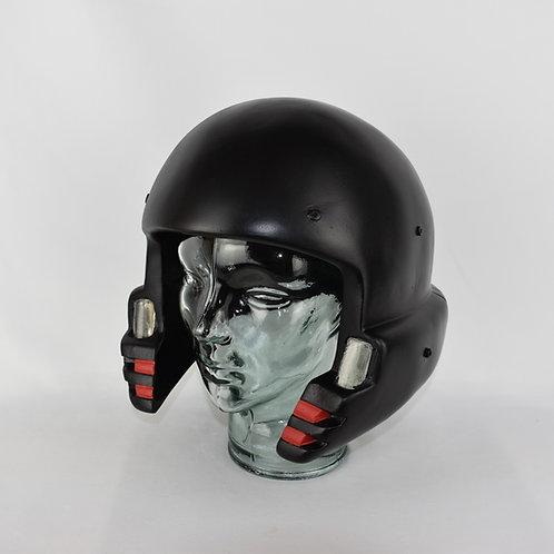 Doctor Who Earthshock (1982) Earth Troopers Helmet Prop 'Cast from Original'