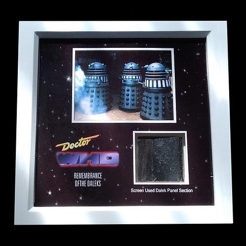 Doctor Who: Remembrance of the Daleks (1988) Screen Used Dalek Panel Section