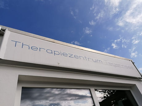 Das Therapiezentrum Tegernsee von draußen