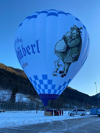 Barrierefrei dem Himmel entgegen - im Heissluftballon