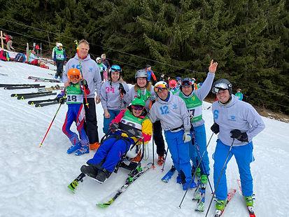 Christine und ihr Team