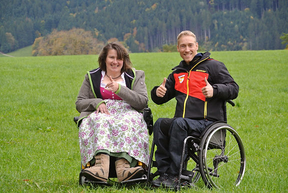 Christine Göttfried und Georg Kreitmaier