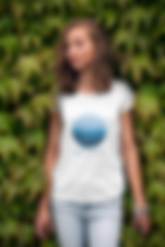 t-shirt-mockup-of-a-young-woman-leaning-