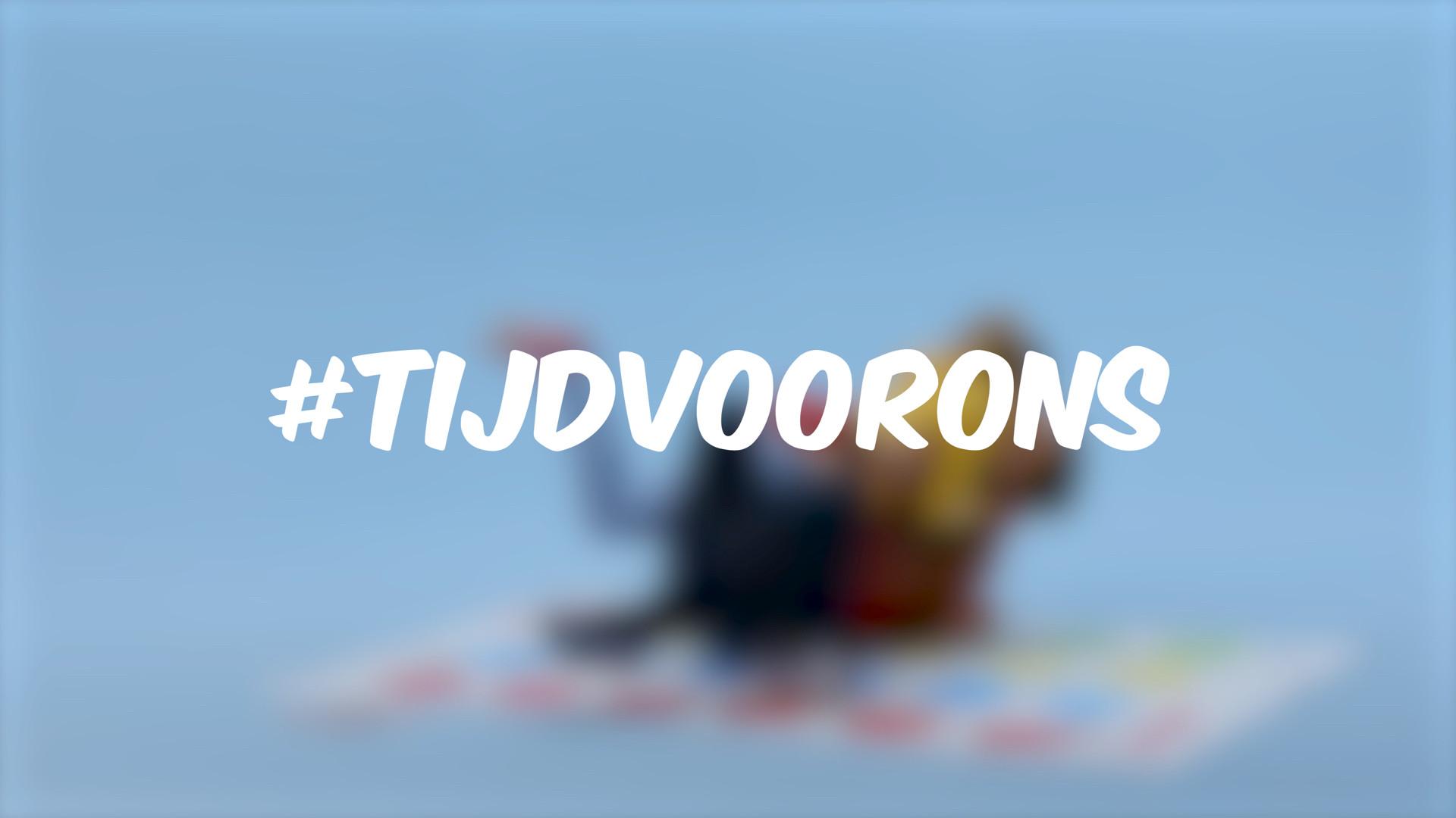 #TijdVoorOns