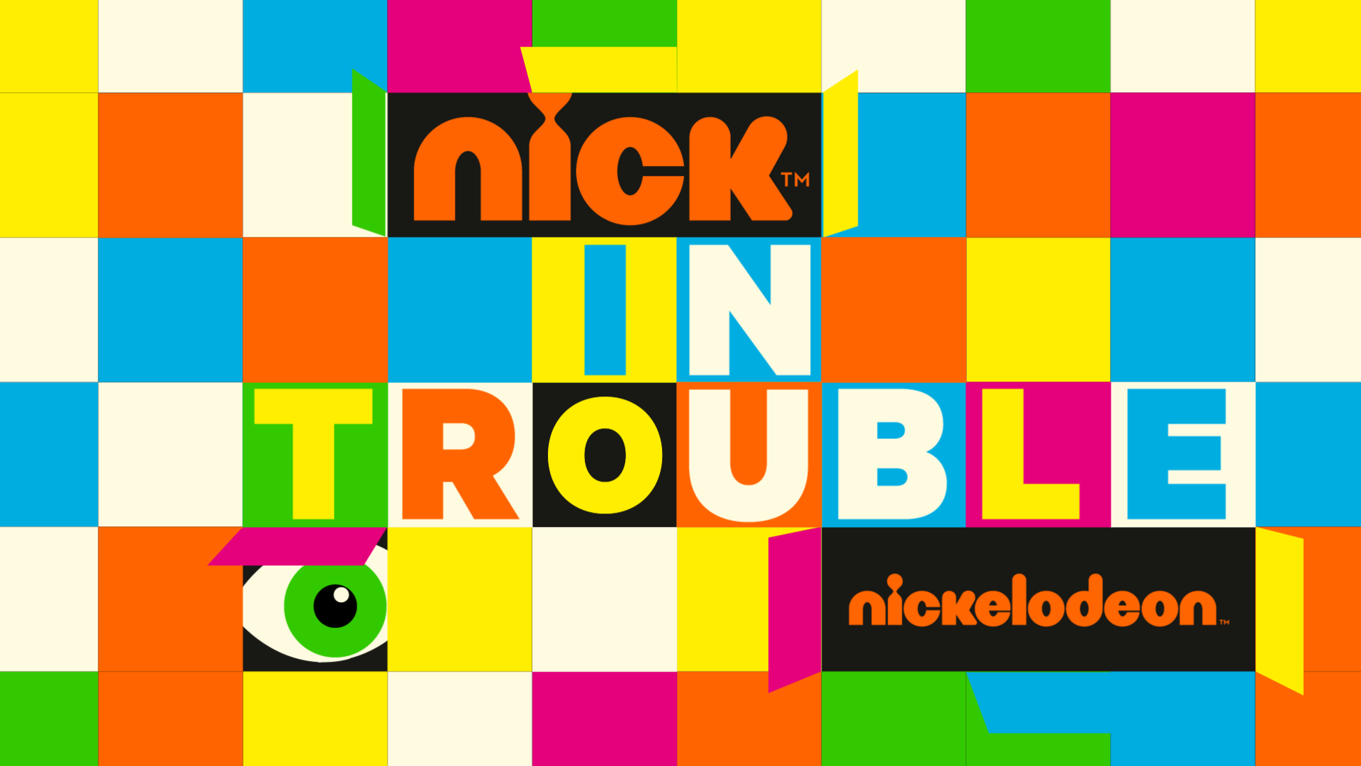 NICK IN TROUBLE
