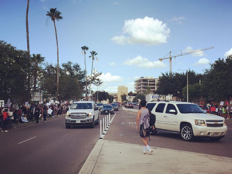 UPDATE: George Floyd solidarity protests in the Rio Grande Valley