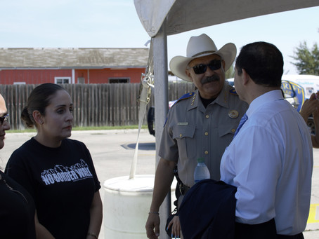 In an attempt to pressure CBP, Starr County leaders mischaracterize border wall legislation