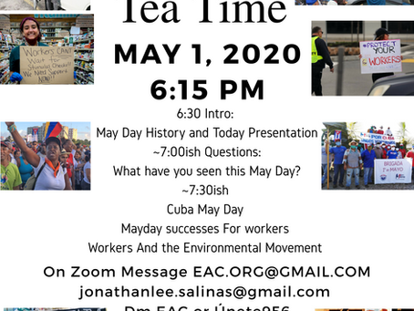 How nonprofits co-opted International Workers Day 2020