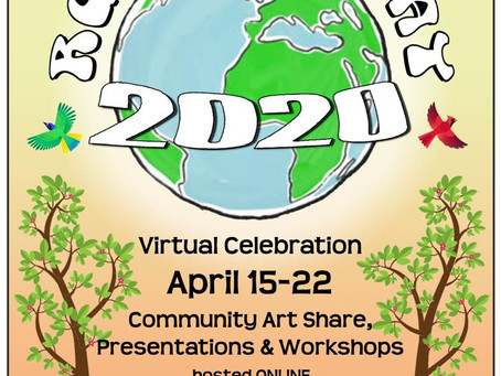 RGV Earth Day 2020 and the Environmental Movement's unsustainability
