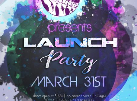 Únete Launch Party!