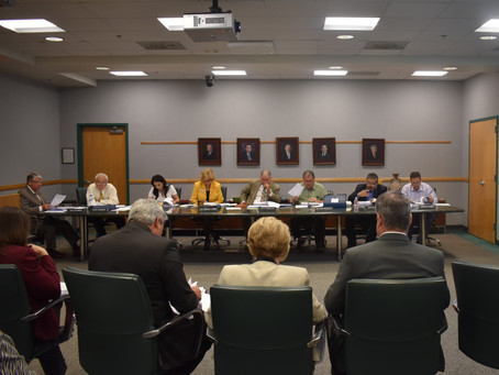 STC Board approves academic contract with border patrol
