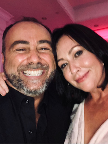 Pasquale Caselle and Sharon Doherty