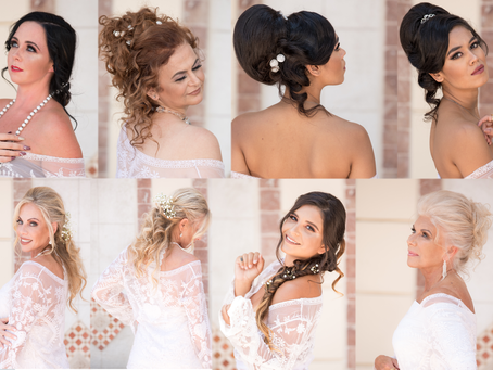 Donna Pascoe Salon Bridal Event