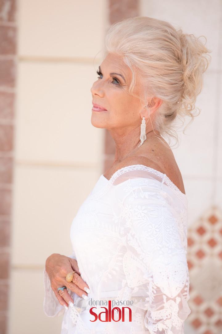 Donna Pascoe Salon Bridal