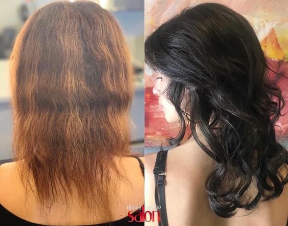 Hair Extensions at DPS