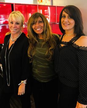 Donna Pascoe, Dolores Catania, RHONJ, and Mura Daraban