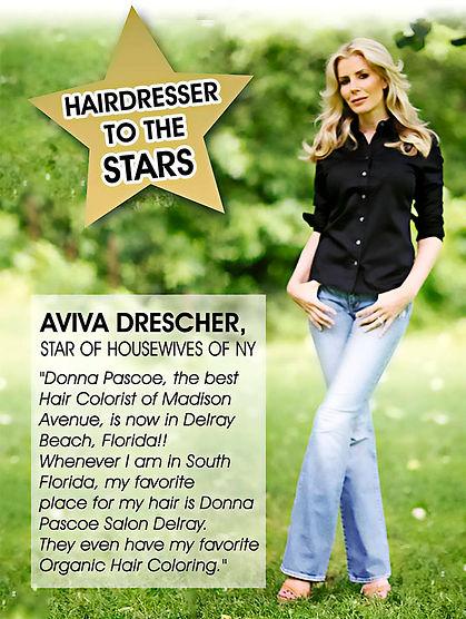 Aviva Drescher, Real Housewives of New York