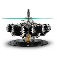 JACOBS RADIAL ENGINE TABLE