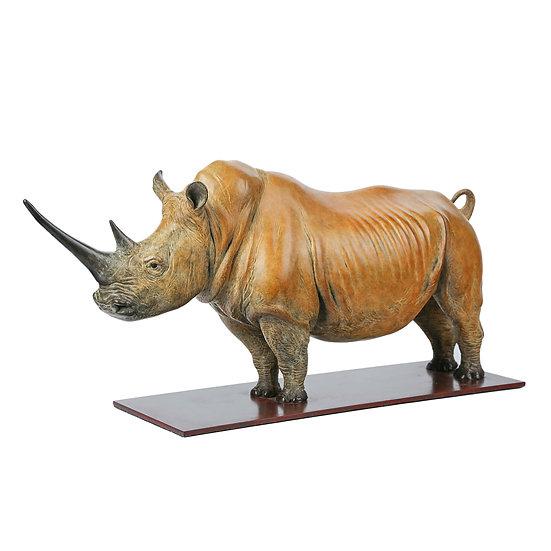 Large White Rhino