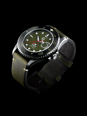 Upoint Automatic Watch Green