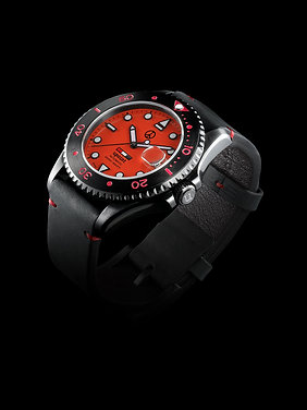 Upoint Automatic Watch Red