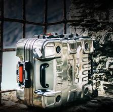 Upoint X Mendoza X NASA Suitcase