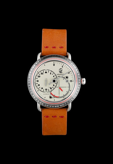 Upoint Watch Brown
