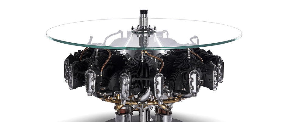 Continental Engine Table