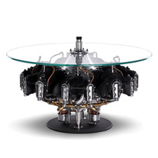 CONTINENTAL RADIAL ENGINE TABLE