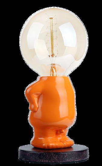 Mario Lamp (Orange)