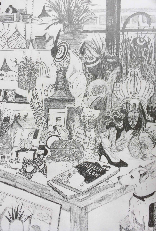 Philip Treacy studio
