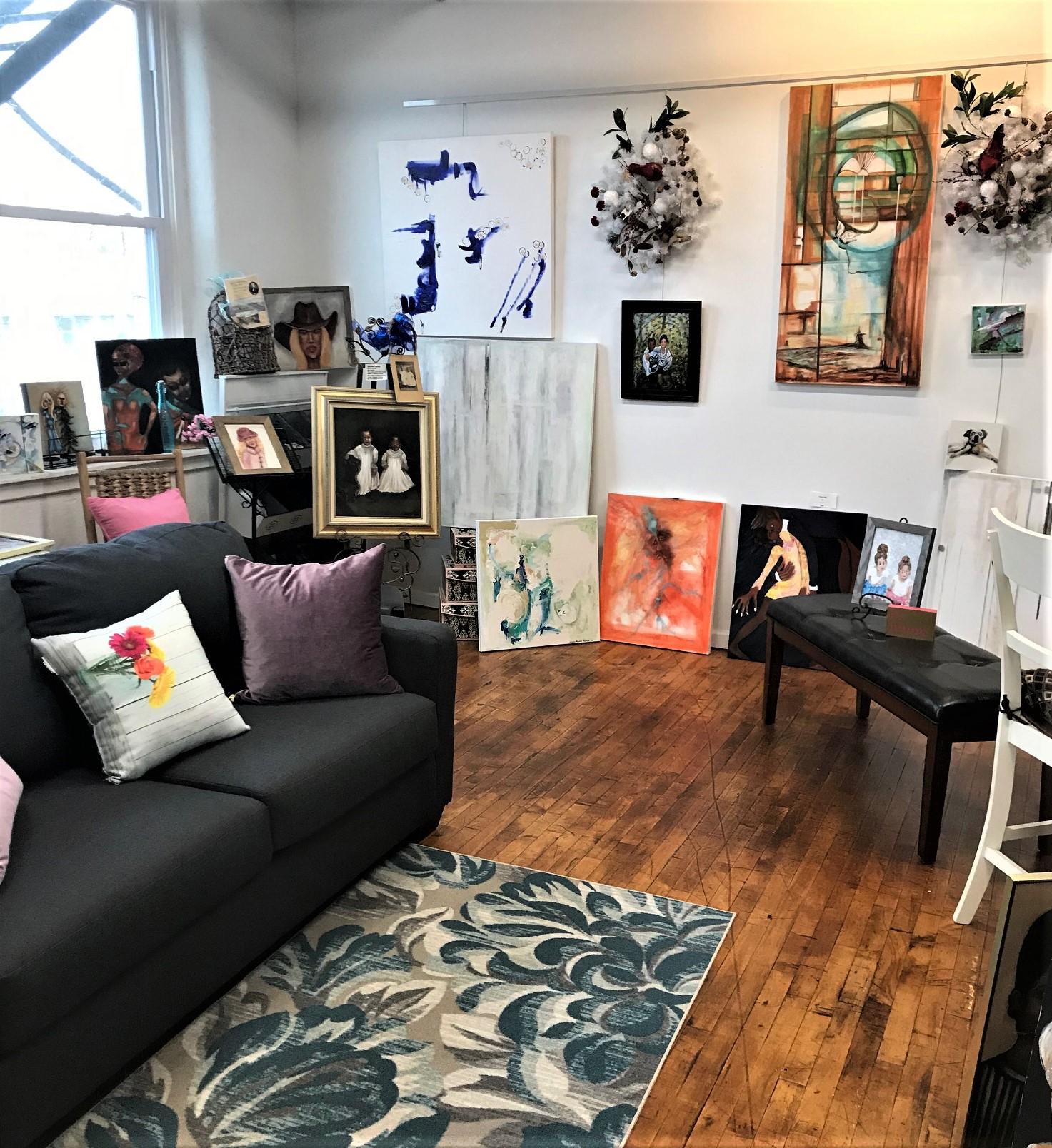 Gwen  Parrish Studio