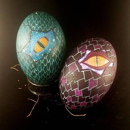 Hatching Dragon Eggs