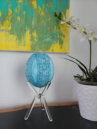 Ostrich Egg.