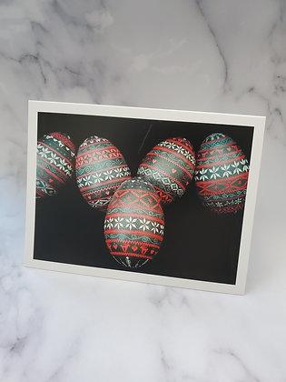 Goose Egg Art Card