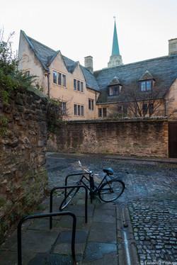 Oxford, Inglaterra.