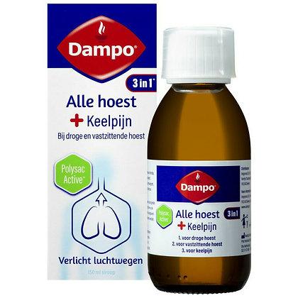 Dampo 3-in-1 Hoestdrank 150ml