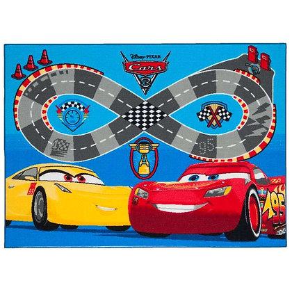 Vloerkleed Disney Cars 95x133cm