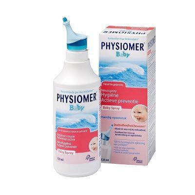 Physiomer Baby Neusspray 135ml