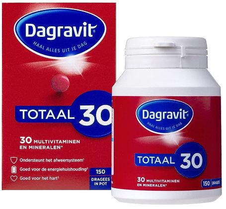 Dagravit Multivitamine Totaal 30