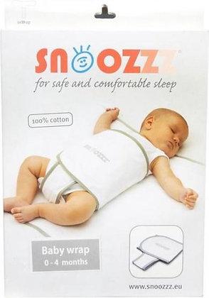 Snoozzz Babywrap 0-4m