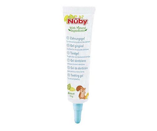 Nuby Citroganix Tandgel
