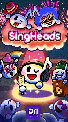 SingHeads Key Visual